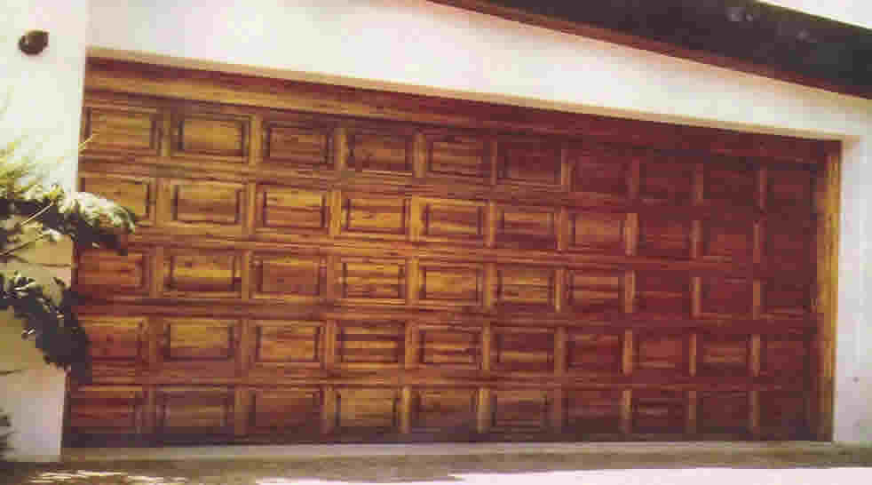 40 Panel Sectional Garage Door